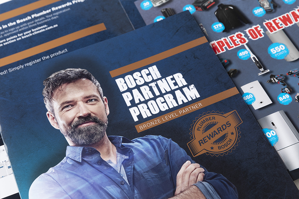 Bosch Plumber Rewards