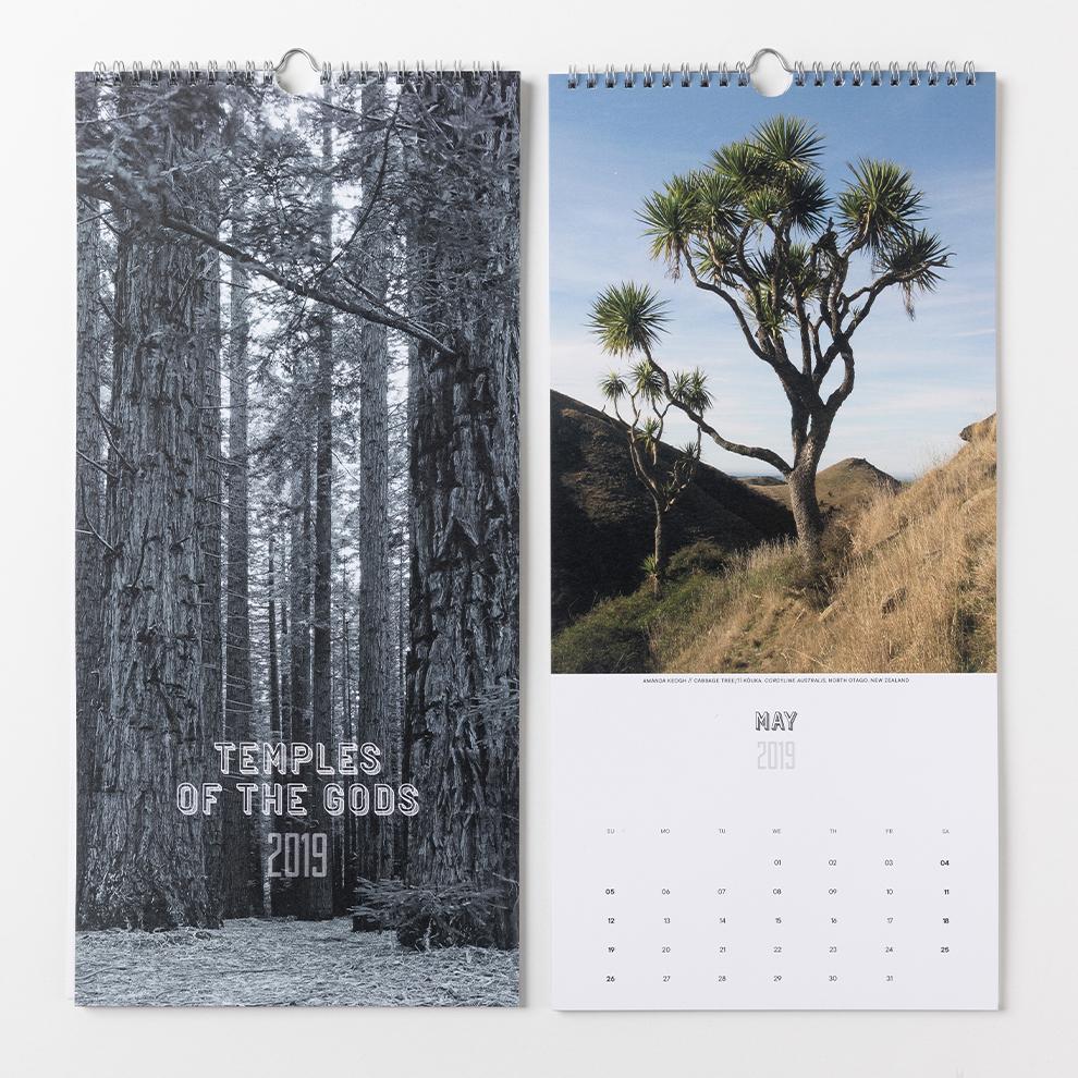 KRD Calendar 2019